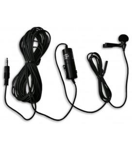 Microfone de Pin巽a Audio Technica ATR3350X Condensador