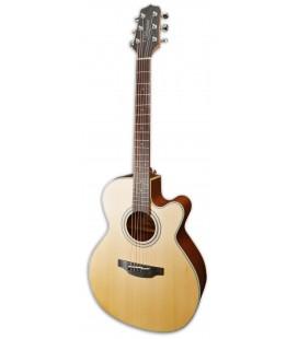 Foto da Guitarra Eletroac炭stica Takamine modelo GN20CE-NS CW Nex Natural