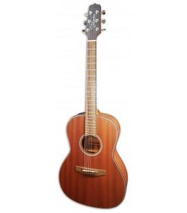 Foto da Guitarra eletroac炭stica Takamine modelo GY11ME-NS CW New Yorker Mahogany
