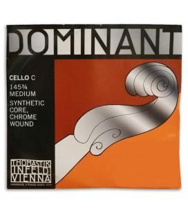 Corda Thomastik Dominant 145 para Violoncelo 3/4 4捉 D坦