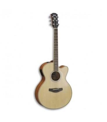 Guitarra Eletroacústica Yamaha CPX500III Cutaway com Afinador Natural
