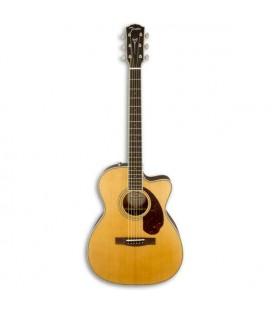 Guitarra Eletroacústica Fender Paramount PM 3 Standard Triple O NAT