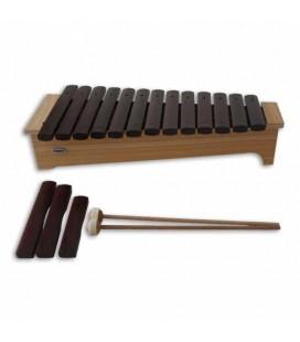 Xilofone Honsuy 49140 Soprano Diatónico Dó a Lá
