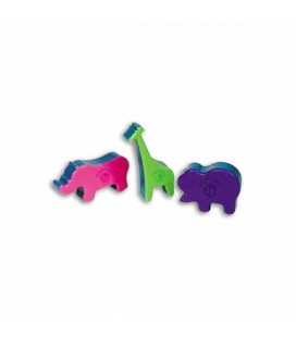 Conjunto LP LPR472I 3 Animais (Shakers) Rhythmix