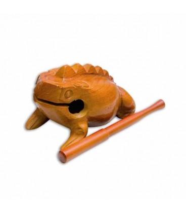 Foto do Reco Reco Goldon modelo 35600 Frog Guiro Small