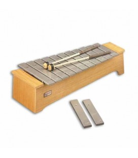 Metalofone Honsuy 49230 Soprano Diatónico Dó Fá
