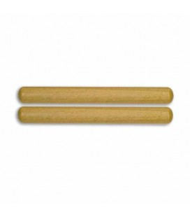 Par de Clavas Goldon 33012 Madeira 18cm Amarelo