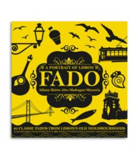 CD Sevenmuses Fado A Portrait of Lisbon