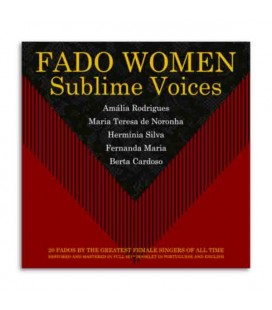 CD Sevenmuses Fado Women Sublime Voices