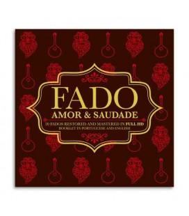 CD Sevenmuses Fado Amor e Saudade