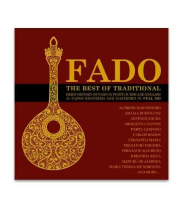 CD Sevenmuses Fado The Best Of Traditional