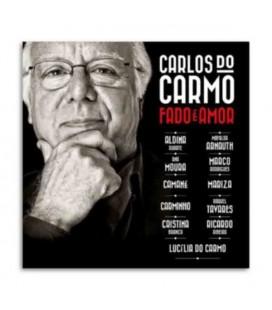 CD Sevenmuses Carlos do Carmo Fado 辿 Amor com CD e Dvd