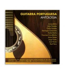 Guitarra Portuguesa Antologia CD Sevenmuses