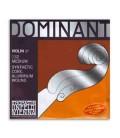 Corda Thomastik Dominant 132 para Violino 4/4 3捉 R辿