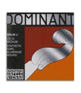 Corda Thomastik Dominant 131 para Violino 3/4 2捉 L叩