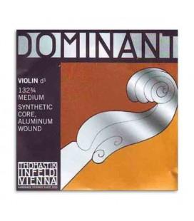 Corda Thomastik Dominant 132 para Violino 3/4 3捉 R辿