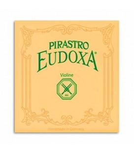 Corda Pirastro Eudoxa 314121 para Violino Mi 4/4