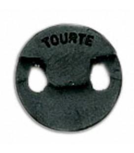 Surdina Dick Tourte 543521 em Borracha para Viola de Arco