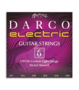 Jogo de Cordas Martin Darco D9150 para Guitarra Elétrica 011