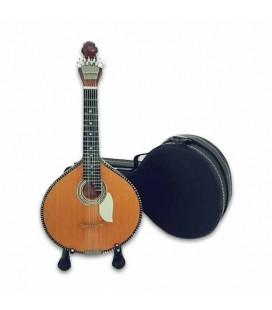 Miniatura CNM 485GM Guitarra Portuguesa com Estojo