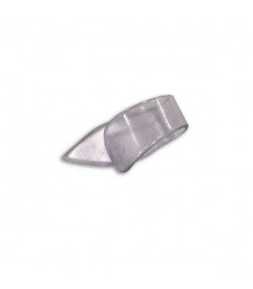 Unha Polegar Dunlop 9036R Large Transparente
