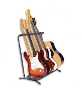 Suporte Fender para 5 Guitarras
