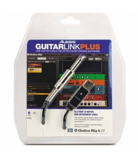 Interface USB Alesis Guitarlink Plus para Guitarra