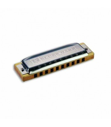 Harm坦nica Hohner Blues Harp em Mi Bemol 532 20 EB