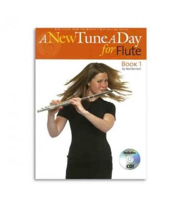 Livro A New Tune a Day Flute Book 1 BM11418