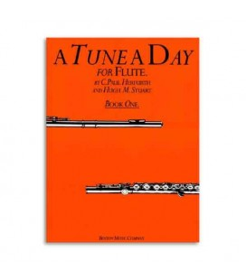 Livro Music Sales BM10157 Tune a Day Flute Book 1