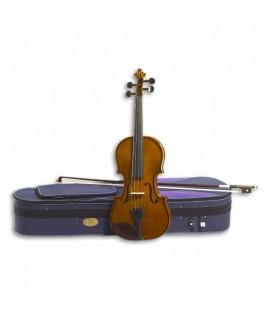 Violino Stentor Student I 4/4 3/4 1/2 ou 1/4 com Arco e Estojo