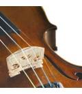 Corpo e cavalete do violino Stentor Student II