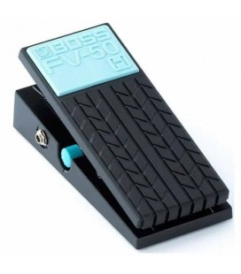 Pedal Boss de Volume FV 50H para Guitarra e Baixo High