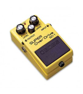 Foto 3/4 do pedal Boss SD-1