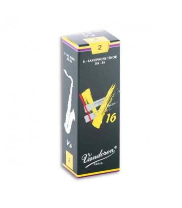 Palheta Vandoren SR722 para Saxofone Tenor V16 n尊 2