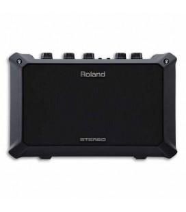 Foto de topo do amplificador Roland Mobile AC