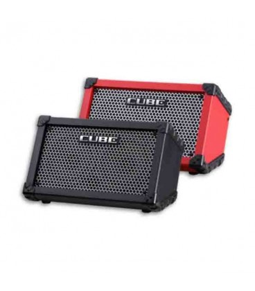 Acabamentos do Amplificador Roland Cube ST
