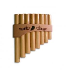 Flauta de Pan Dó/Dó Curva 0/055B