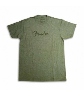 T shirt Fender Olive Heather Size M