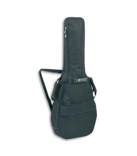 Saco Turtle PS222205 Almofadado Nylon para Guitarra Folk 10MM Mochila