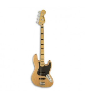 Guitarra Baixo Fender Squier Vintage Modified Jazz Bass 70S MN Natural
