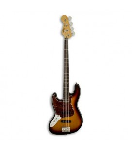 Guitarra Baixo Fender Squier Vintage Modified Jazz Bass RW 3 Color Sunburst para Esquerdino