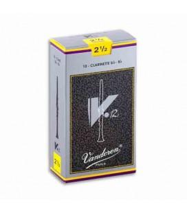 Palheta Vandoren CR1925 para Clarinete V12 N尊 2 1/2