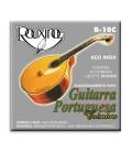 Jogo de Cordas Rouxinol R10C para Guitarra Portuguesa Coimbra A巽o Inox