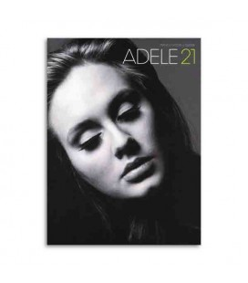Livro Music Sales Adele 21 AM1003123