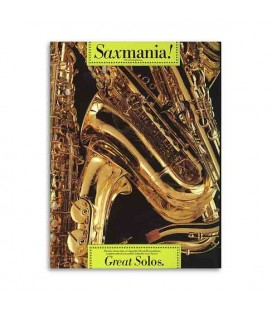Music Sales Saxmania Great Solos AM90123