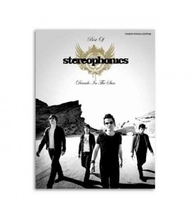 Livro Music Sales Stereophonics Decade In The Sun AM996655