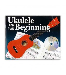 Livro Music Sales Ukulele From The Beginning CH72831