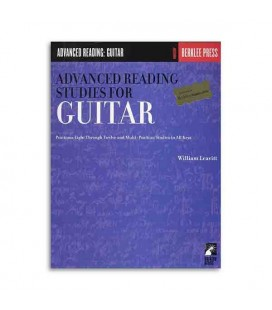 Livro Music Sales Advanced Reading Studies Guitar GS44950