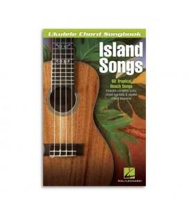 Livro Ukulele Chord Songbook Island Songs HL00702471